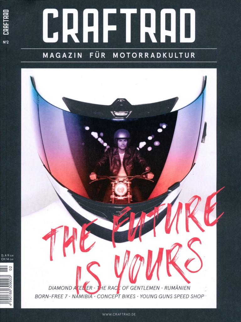 Craftrad  die neue Ausgabe